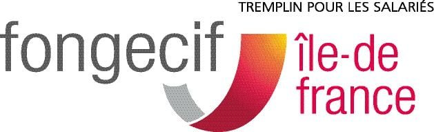 Logo Fongecif Ile-de-France