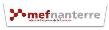 Logo MEF de Nanterre