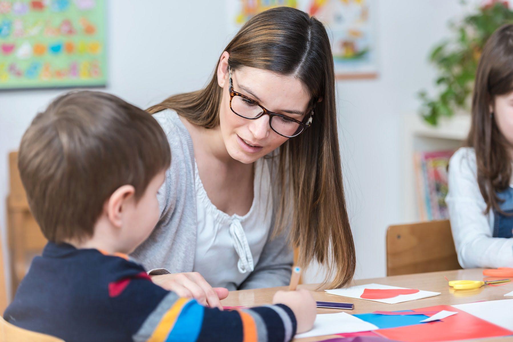 CAP AEPE Accompagnant Éducatif Petite Enfance